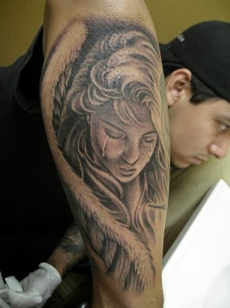Tattoo Art Most Excellent Images Of Angel Wings Tattoos