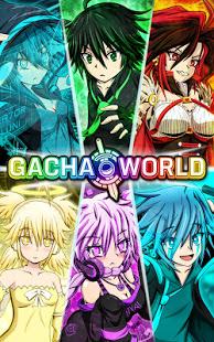 Gacha World Mod v1.2.1 Apk Terbaru