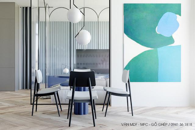 mẫu căn hộ thiết kế phong cách mùa hè siêu đẹp