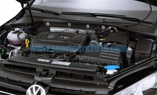 2017 Volkswagen Golf Engine