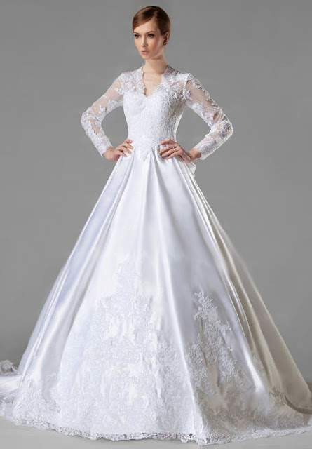 Vintage Wedding Dresses to Bring Back the Ornate Wedding Style