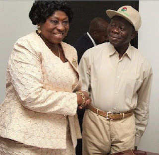 Edo State Governor Adams Oshiomole