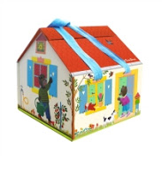 Le coffret Maison Petit Ours Brun - Editions BAYARD JEUNESSE