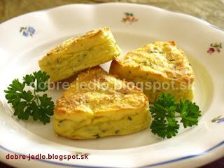 Cesnakovo-zemiakové tortičky - recepty