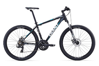 3. Giant Bicycles
