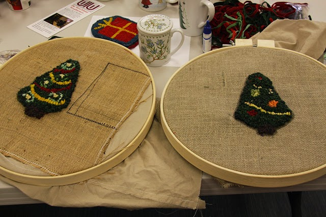 Rug Hooking - Beaconsfield Hooking Crafters Guild