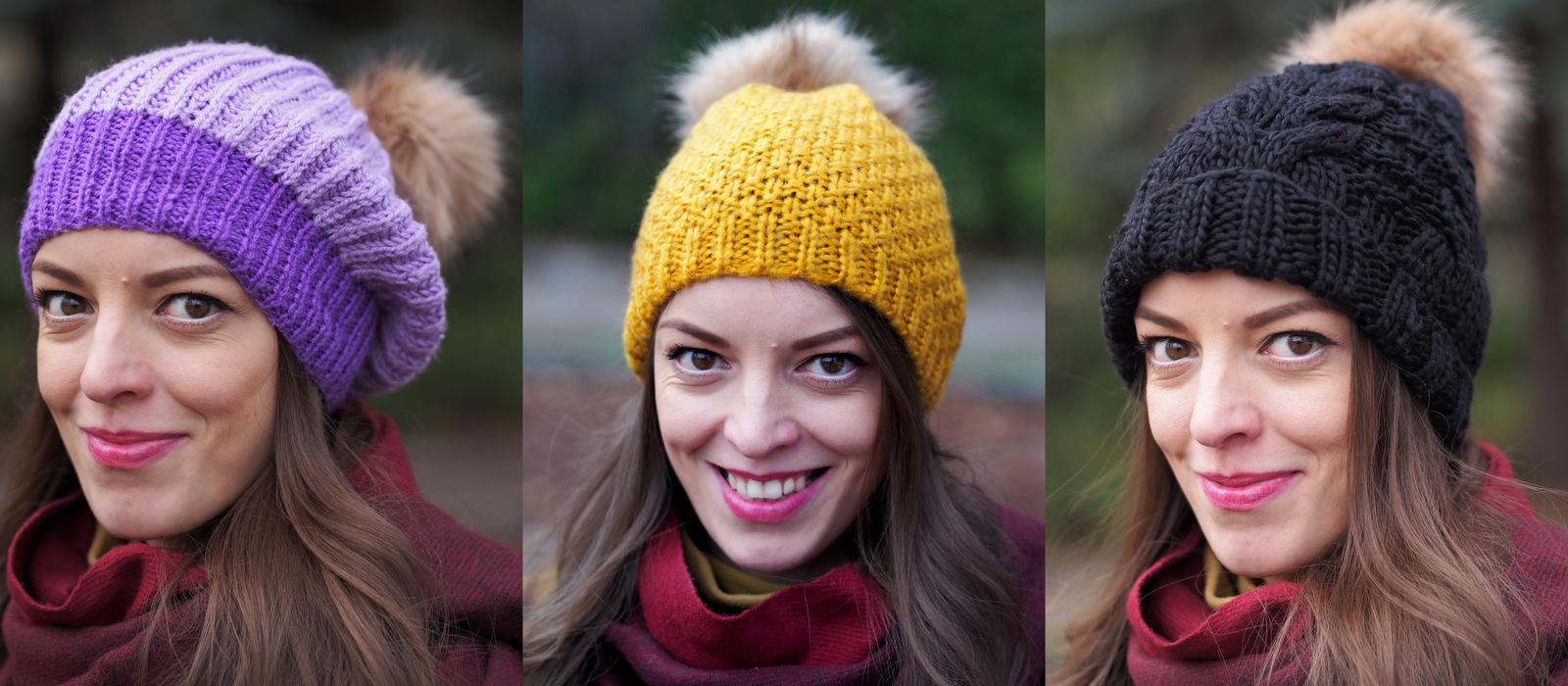 DIY: vyrobte si odnímateľný brmbolec na čiapku  // každý deň v jednej, no trošku inej, čiapke