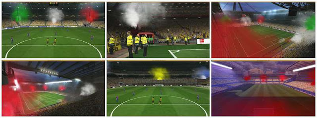 PES 2017 New Smoke Pack dari Awaluddin Aco