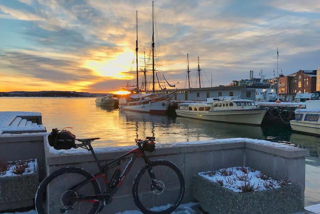 Tim Wiggins Bikepacking Norway