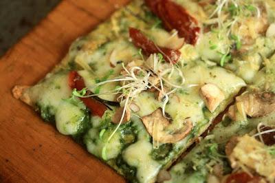 Veggie Pizza, 10 restaurantes veganos en Lima, vegano Lima, Vegan Lima