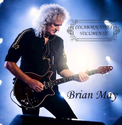 Brian May - Colaboraciones Vol. III