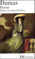 Couverture Pauline d'Alexandre Dumas
