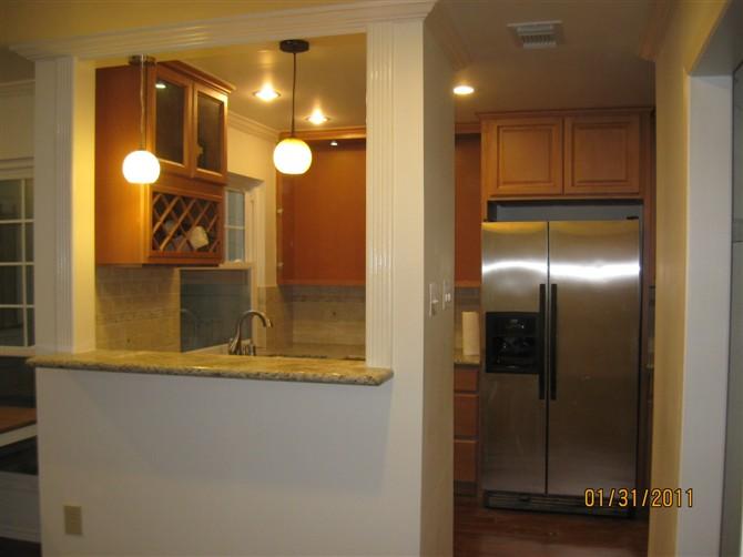 Kitchen Remodel Dallas Appliance Store Houston Remodeling 休斯顿张先生家厨房改造 理石台面的安装 地砖 发帖者 休斯敦大连装修 时间 下午3 28