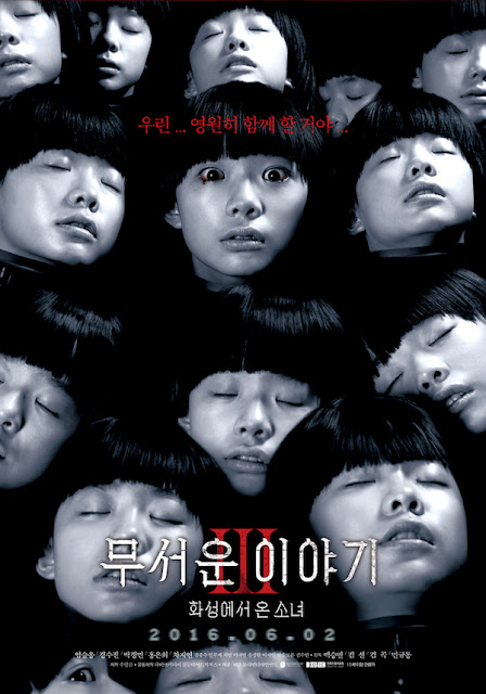 Sinopsis Horror Stories 3 / Scary Stories 3 (2016) - Film Korea