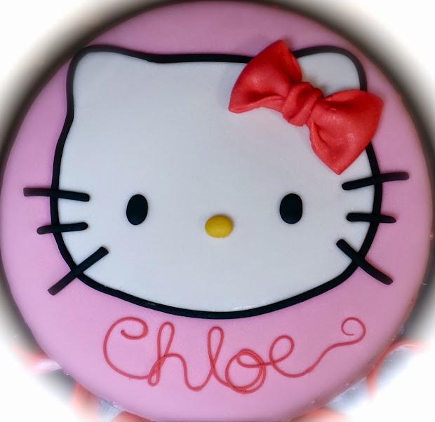 Cake Kitty Topper