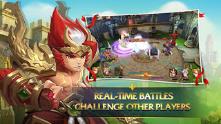 Pocket Knights 2 Mod Apk Terbaru 2017 v0.5.4 (Mod No Skill CD Unlock All)