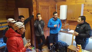 Training Camp Biosfera Salva Calvo