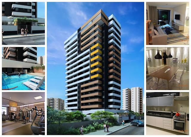 Barão Jose Miguel Farol apartamento novo