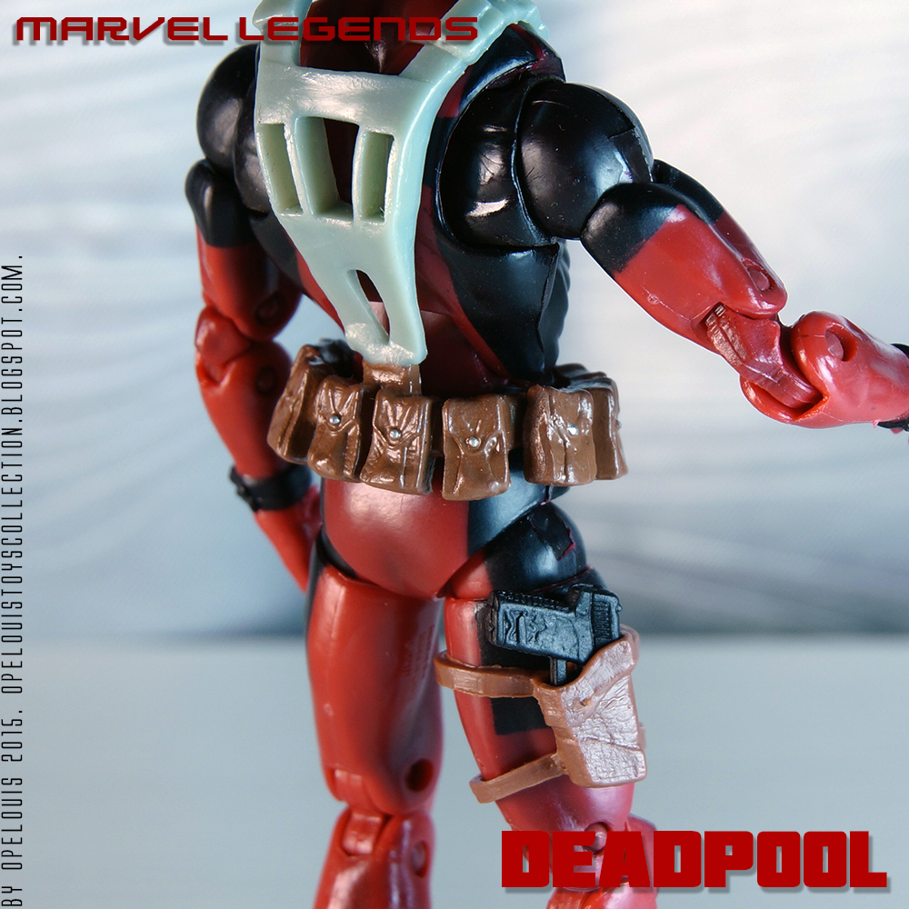 Opelouis 39 s toys collection marvel legends series 3 deadpool for Dead pool show in jaipur