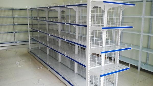 Cung cấp và lắp đặt giá kệ siêu thị tại Bắc Giang