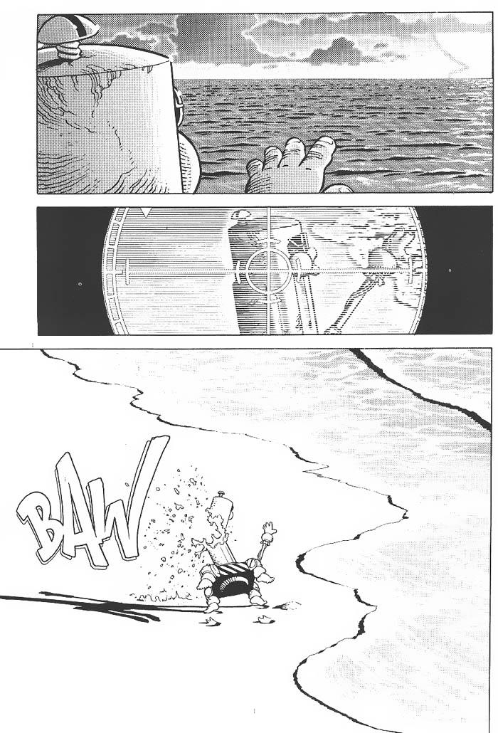 Battle Angel Alita chapter 35.5 trang 20