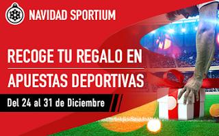 sportium promocion regalo hasta fin año 2017