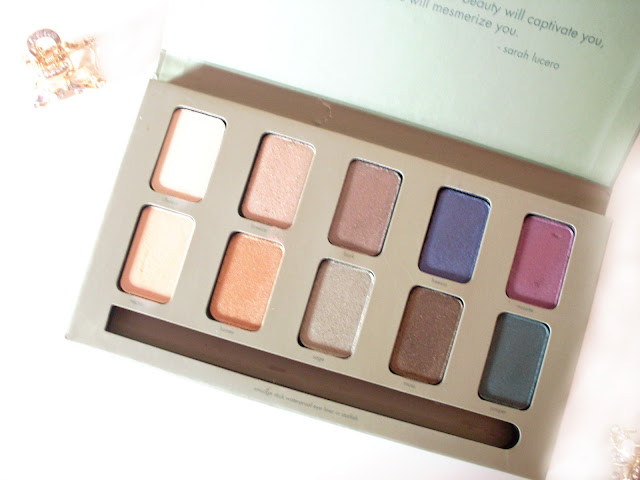 Stila In The Garden Palette Review