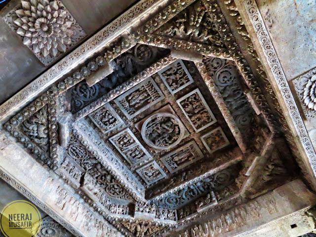 Temple in Halebeedu Karnataka