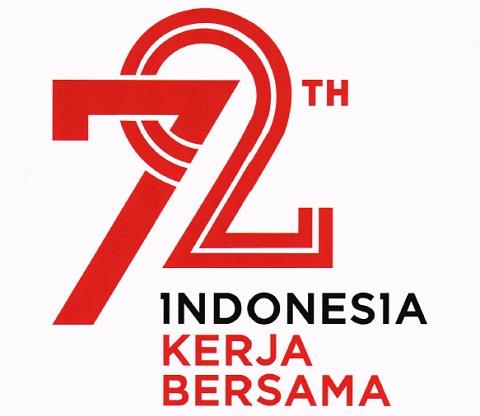 Tema dan Logo HUT Ke-72 Kemerdekaan RI Tahun 2017