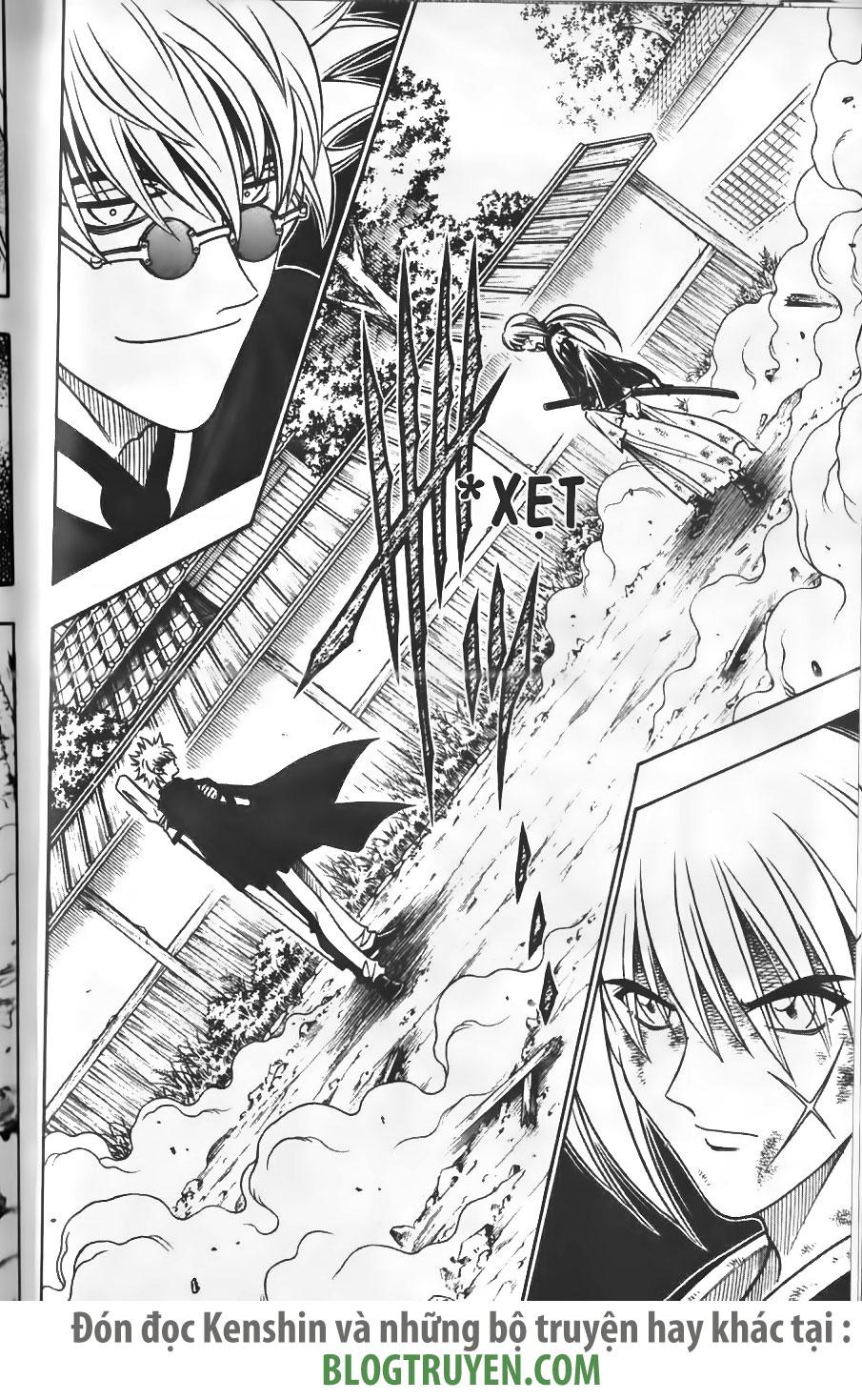 Rurouni Kenshin chap 200 trang 16