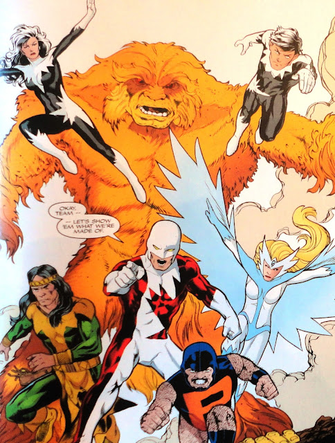 Whatever Gods There Be: Alpha Flight, X-Men and Secton 16 ...