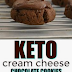 Keto Cream Cheese Chocolate Cookies, A Decadent Treat!