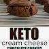Keto Cream Cheese Chocolate Cookies, A Decadent Treat!