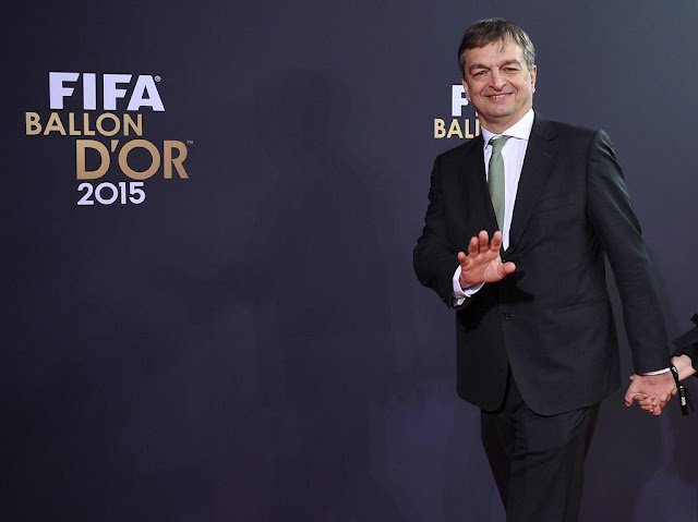 Champagne points finger as FIFA TV debate axed