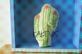 Wyhodowałam kaktusa