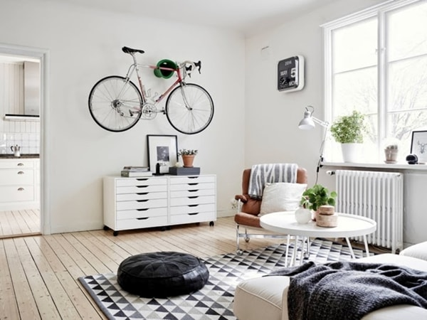 Tips To Take Advantage of The Space In Small Rooms 9