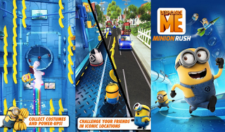 Despicable Me APK MOD Unlimited Token Banana
