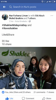 Shaklee Kota Kinabalu; shaklee branch Kota Kinabalu; Business leader; menjana pendapatan; cuba nasib; agent shaklee sabah