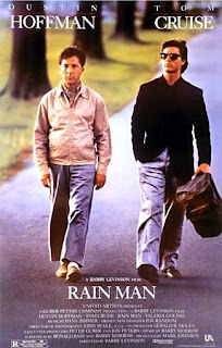 rain man, dustin hoffman, tom cruise, directed by bob levinson, autism