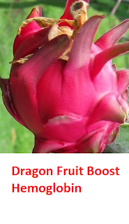 Dragon Fruit Boost Hemoglobin