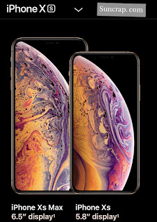 Iphone XS Max special features