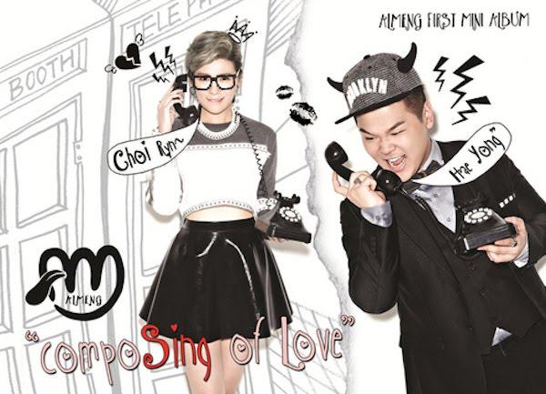 Phone in Love el debut de ALMENG