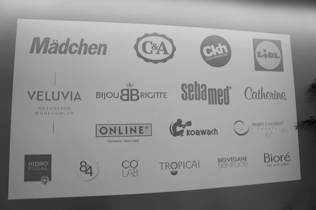 HashMAG Blogger Lounge Sommer 2017 Marken