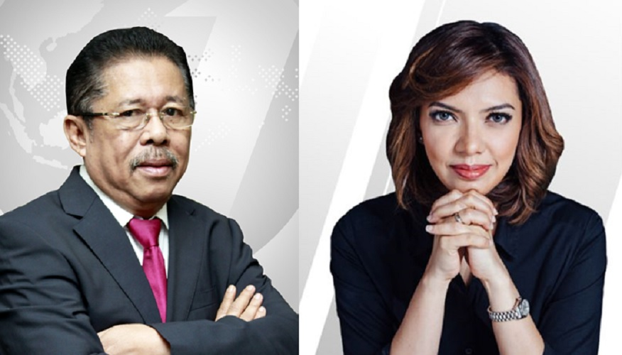 Karni Ilyas atau Najwa Shihab Moderator Debat Capres Kedua? Ini Kata KPU