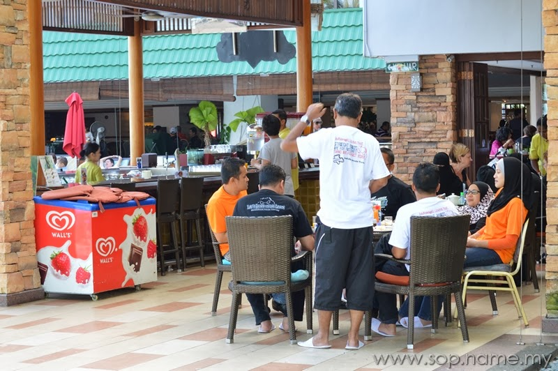 Review Holiday Inn Resort, Batu Feringgi, Pulau Pinang