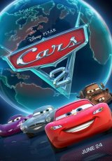"Carátula del DVD: ""Cars 2"""