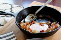 Farmer's Breakfast Skíllet