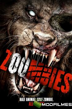 Capa do Filme Zoombies