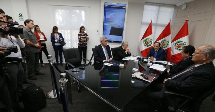 JNJ: Postulantes no podrán ingresar a examen con relojes, celulares y equipos electrónicos - Junta Nacional de Justicia