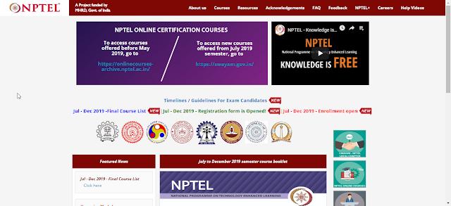 intituto de tecnologia indiano disponibiliza cursos online gratuitos
